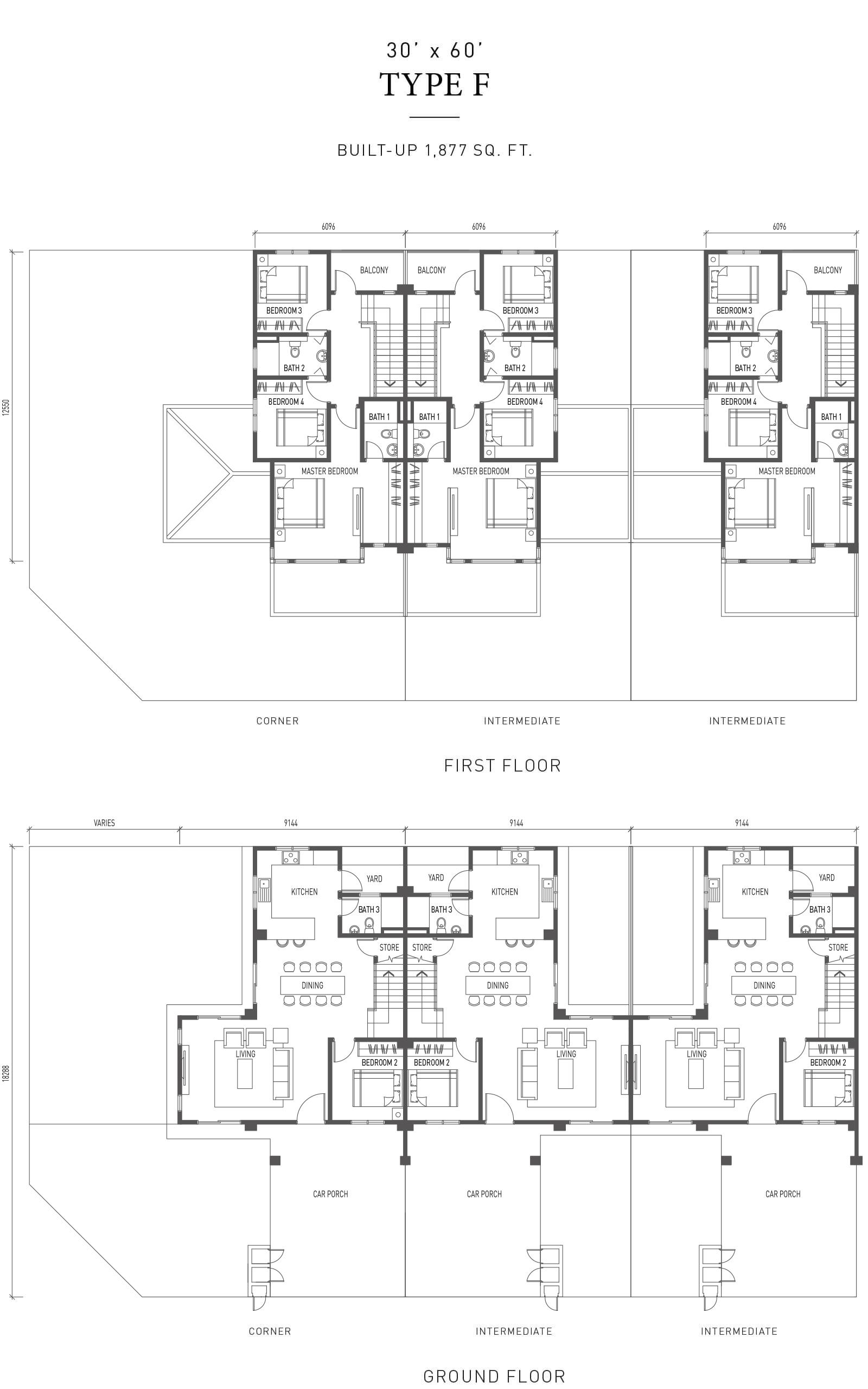 100 Eco Condo Floor Plan Cascadia The Project The