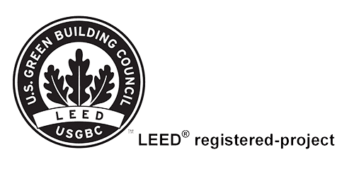 LEED registered-project