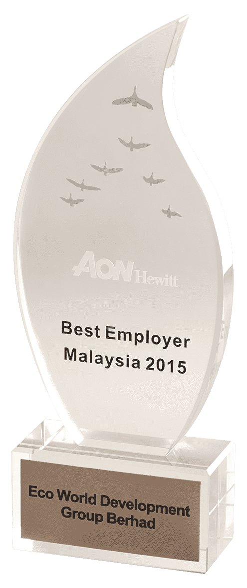 Aon Hewitt Best Employer – Malaysia Awards 2015