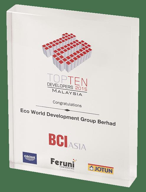 BCI Asia Awards 2015