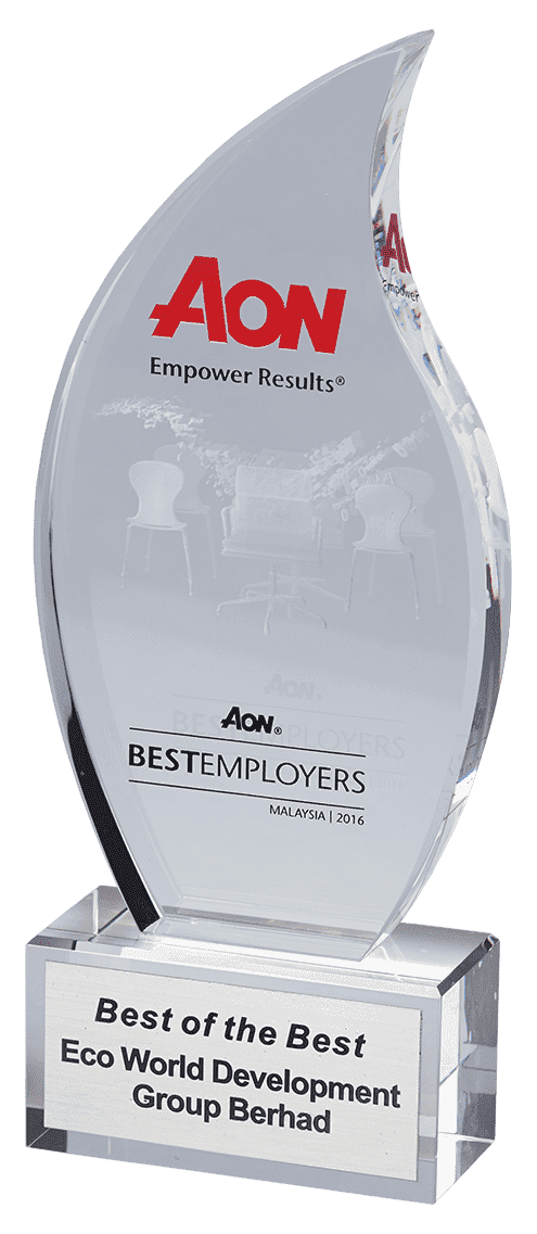 Aon Hewitt Best Employer – Malaysia Awards 2016
