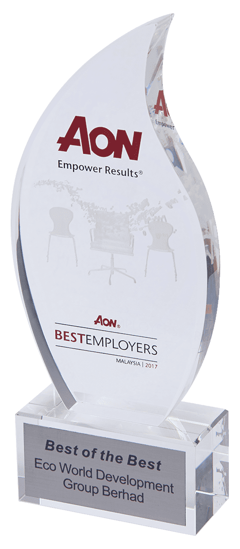 Aon Hewitt Best Employer – Malaysia Awards 2017