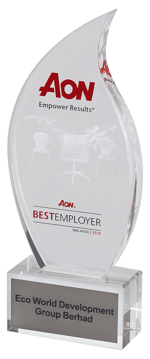 AON Hewitt Best Employer 2018