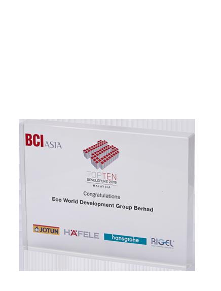 BCI Asia Award 2019