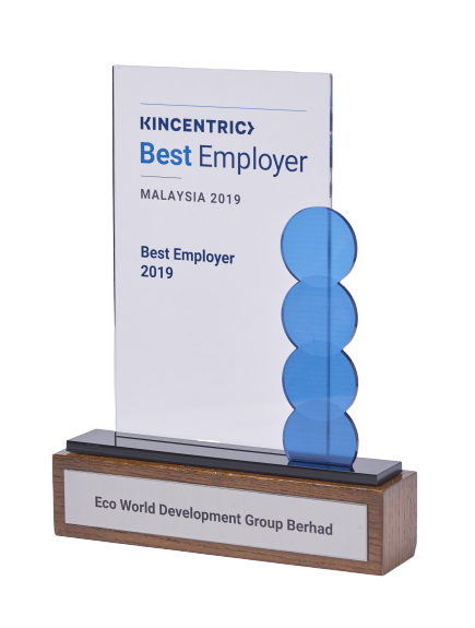 Kincentric Best Employer 2019