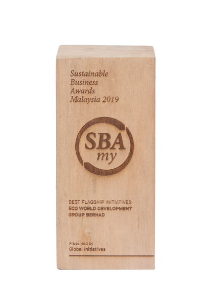 Sustainable Business Awards Malaysia 2019 – Best Flagship Initiatives