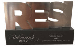 Property Week RESI Awards 2017