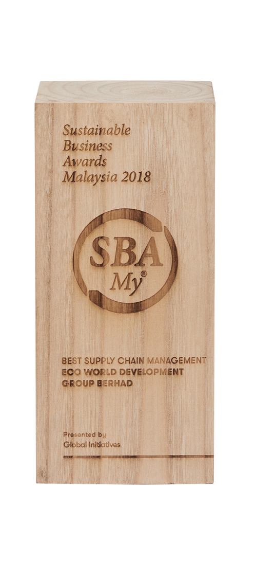 Sustainable Business Awards Malaysia 2018 – Best Supply Chain Management