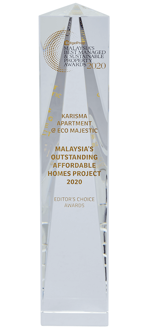Edge Prop Malaysia's Best Managed & Sustainable Property Awards 2020